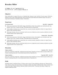 My First Resume Cryptoave Com
