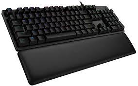<b>Logitech G513</b> Backlit Mechanical Gaming Keyboard