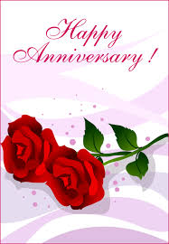 Free Printable Happy Anniversary Greeting Card Name Pinterest