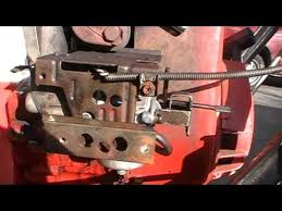 How To Adjust The Carburetor Idle On Snowblower With Tecumseh Engine ...