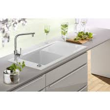 White Kitchen Sink Faucets Sinks Faucets Best White Modern Ceramic Kitchen Sinks Single