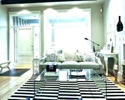 large black rug ikea black and white striped rug black white striped rug striped rug black