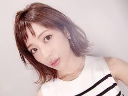 最近の髪型について 舟山久美子