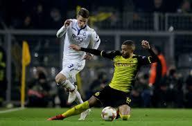 A boogie wit da hoodie. Borussia Dortmund Interested In 12 Million Rated Dutch Full Back