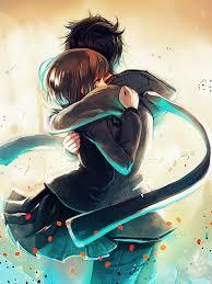 Animation Movie anime girl boy Love ...