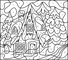 Color by number worksheet is a great educational tool for children. Free Printable Color By Number Coloring Pages Best Coloring Pages For Kids