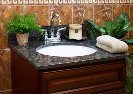 Tan Brown Granite Kitchen Lesscare Bathroom Vanity Tops Granite Tops Tan Brown