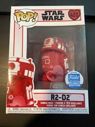 Or maybe you're looking to step up your date night. Star Wars Valentine S Day R2 D2 420 Funko Shop Exclusive Funko Pop Hobbies Toys Toys Games On Carousell
