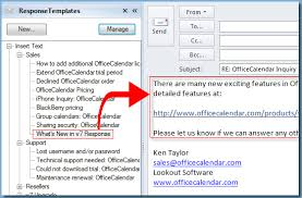 outlook mail templates email response templates for microsoft outlook