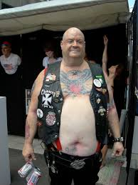 Image result for bald head and a beer gut, and still think they are sexy