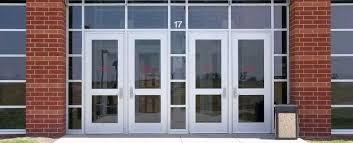 commercial steel entry doors. aluminum storefront commercial steel entry doors