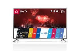 LG 60 CINEMA 3D Smart TV with WEBOS 60LB650T Televisions - SMART webOS