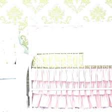 pink and gold baby bedding crib sets breathtaking kitchen pale chevron a watercolo