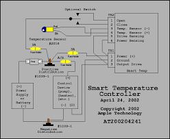 temperature controller manual temperature controller connection diagram at Temperature Controller Wiring Diagram