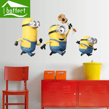 Minion Bedroom Wallpaper Compare Prices On Minions Wallpapers Online Shopping Buy Low