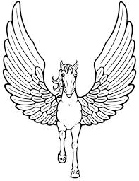 Unicorn Rainbow Coloring Pages Homelandsecuritynews
