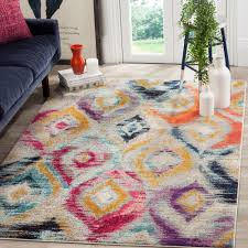 this review is from monaco multi 4 ft x 6 ft area rug