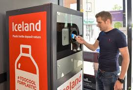 Plastic Bottle Recycling Vending Machine Inspiration Get Paid To Recycle Plastic Bottles In Iceland's 'Reverse Vending