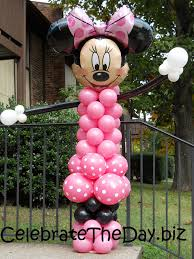 Minnie Mouse Baby Shower Decorations What Could Be More Fun At A Minnie Mouse Birthday Party Than A