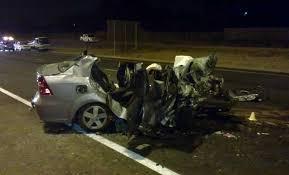 Horrific car accident on R21 | JBAY News