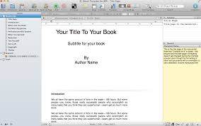 lesson scrivener and word write publish share screen shot 2015 03 05 at 10 54 51 am