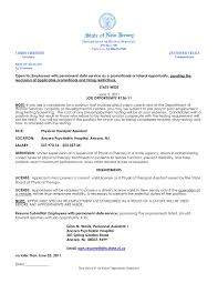 ... Physical Therapy Resume Templates With Sample Photos Physical Therapy  Aide Resume Onealphaco Objective Resume ...
