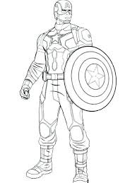 There was a comic page from infinity war, where captain america was one of the last. Captain America And Iron Man Coloring Page Below Is A Collection Of Free Capta Captain America Coloring Pages Avengers Coloring Pages Superhero Coloring Pages