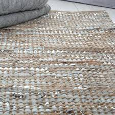 jute runner rug leather and jute rug pale grey and silver grey jute runner rug jute rug runners for
