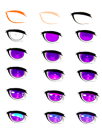 anime eyes color. Wonderful Color With Anime Eyes Color S