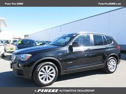 2015 Used BMW X3 xDrive28i at Peter Pan BMW Serving San Francisco ...