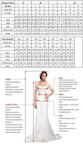 Xscape Dress Size Chart Best Picture Of Chart Anyimage Org