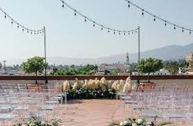 the dreamiest wedding venues in santa