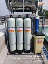 Bộ lọc lọc nước giếng nhiễm phèn STG-03A - SÔNG TRÀ GREEN