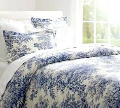 toile bedspread blue french bedding sets designs de jouy toile bedding sets11