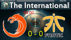 dota 2 live tnc vs fnatic the international 2017 ti7 live