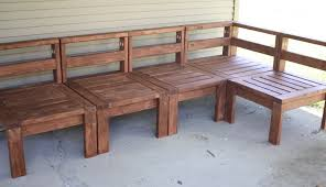 Diy Patio Furniture Fine Outdoor Furniture Plans Chair L To Decorating Ideas