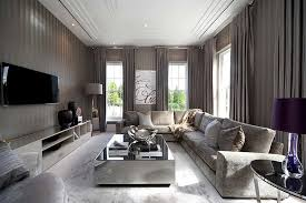 living room with mirrored furniture. Contemporary Mirrored Living Room Furniture With