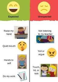 Expected Unexpected Behavior Chart