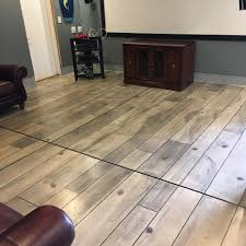 Concrete Wood Floor Concrete Resurfacing Epoxy Flooring Wilmington Leland Nc