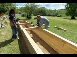 how to build a wheelchair accessible raised garden bed this old house you