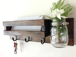 key racks for wall interior excellent wall mount mounted organizer wooden letter wall mount key holder