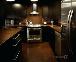 Small Kitchens With Dark Cabinets Dark Cabinets Kitchens