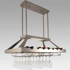 wine glass hanging rack ikea