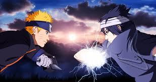 Uchiha Sasuke and Uzumaki Naruto #game #Naruto #anime #ninja #asian #Uchiha  #manga #hokage Uchiha Sasuke #shinobi #japanes… | Naruto vs sasuke, Anime,  Naruto gaiden