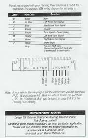 1977 Chevrolet Truck Turn Signal Wiring Diagram Free Picture GM Steering Column Wiring Diagram
