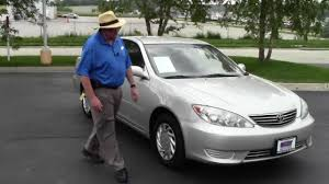 Used 2005 Toyota Camry LE for sale at Honda Cars of Bellevue...an ...
