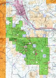 buy and find idaho maps bureau of land management hunting units