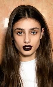 101 party makeup ideas 2016 vy dark lipstick bold boy brows holiday makeup