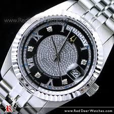 buy bulova eminence diamond automatic mens watch b191sbk swiss bulova eminence diamond automatic mens watch b191sbk swiss made