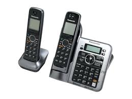 flush wall mount cordless phone 2 handset cordless answering system with